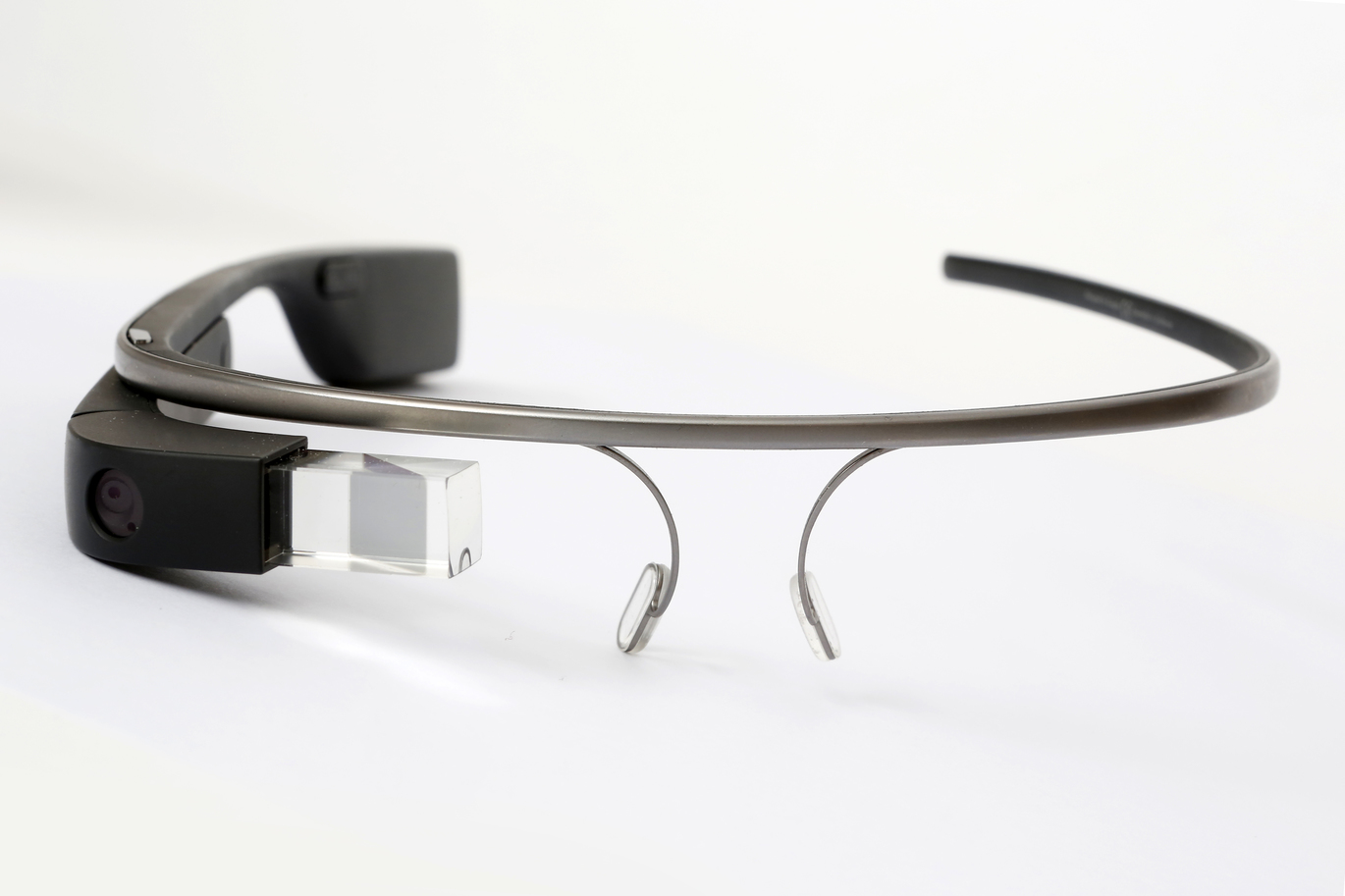 Google Glass from German wikipedia